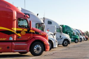 Tips for truckers and staying healthy on the road in Texas