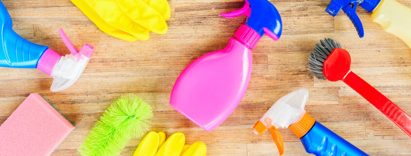Spring Cleaning Your Home in Dallas, TX